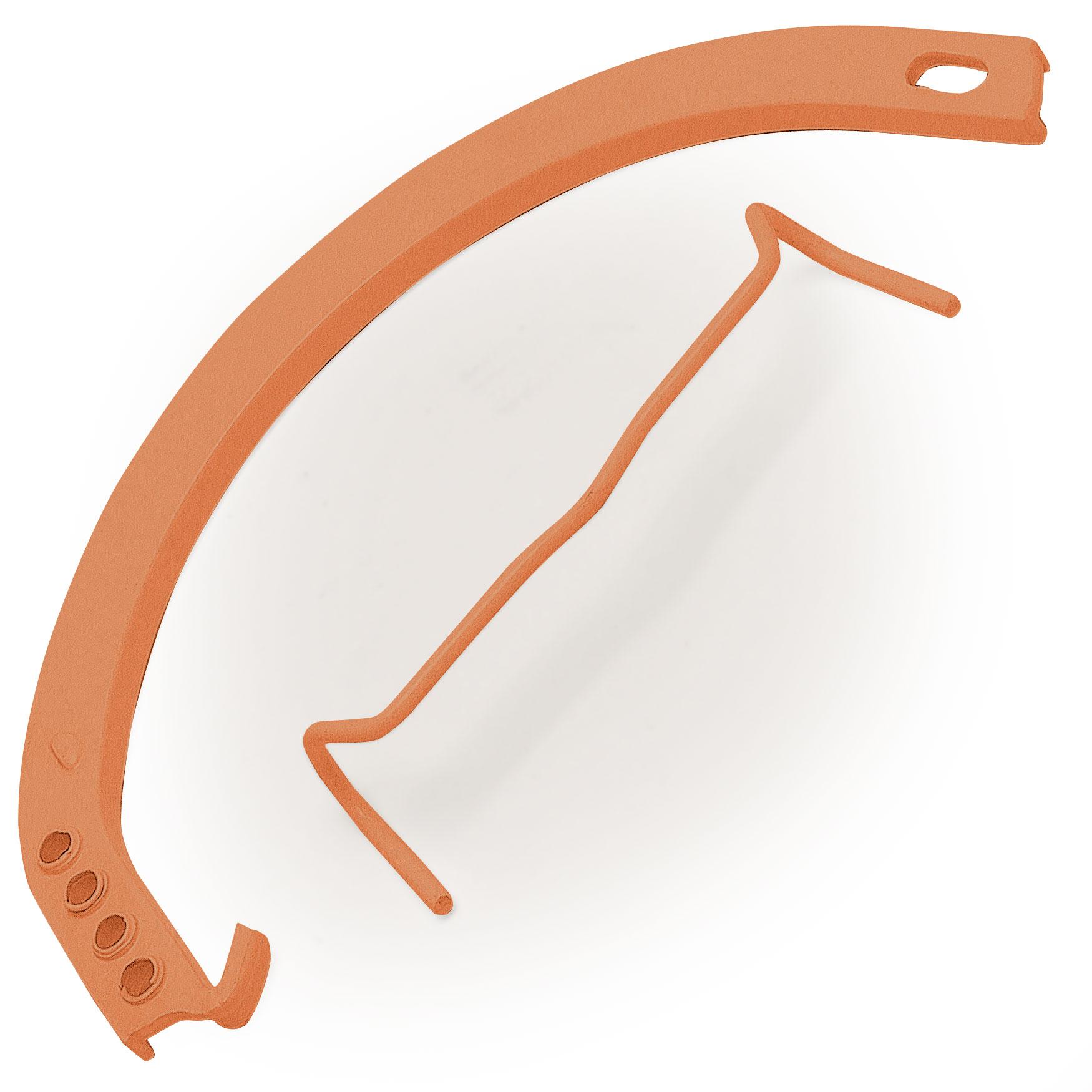 "6"" Circle – Copper"