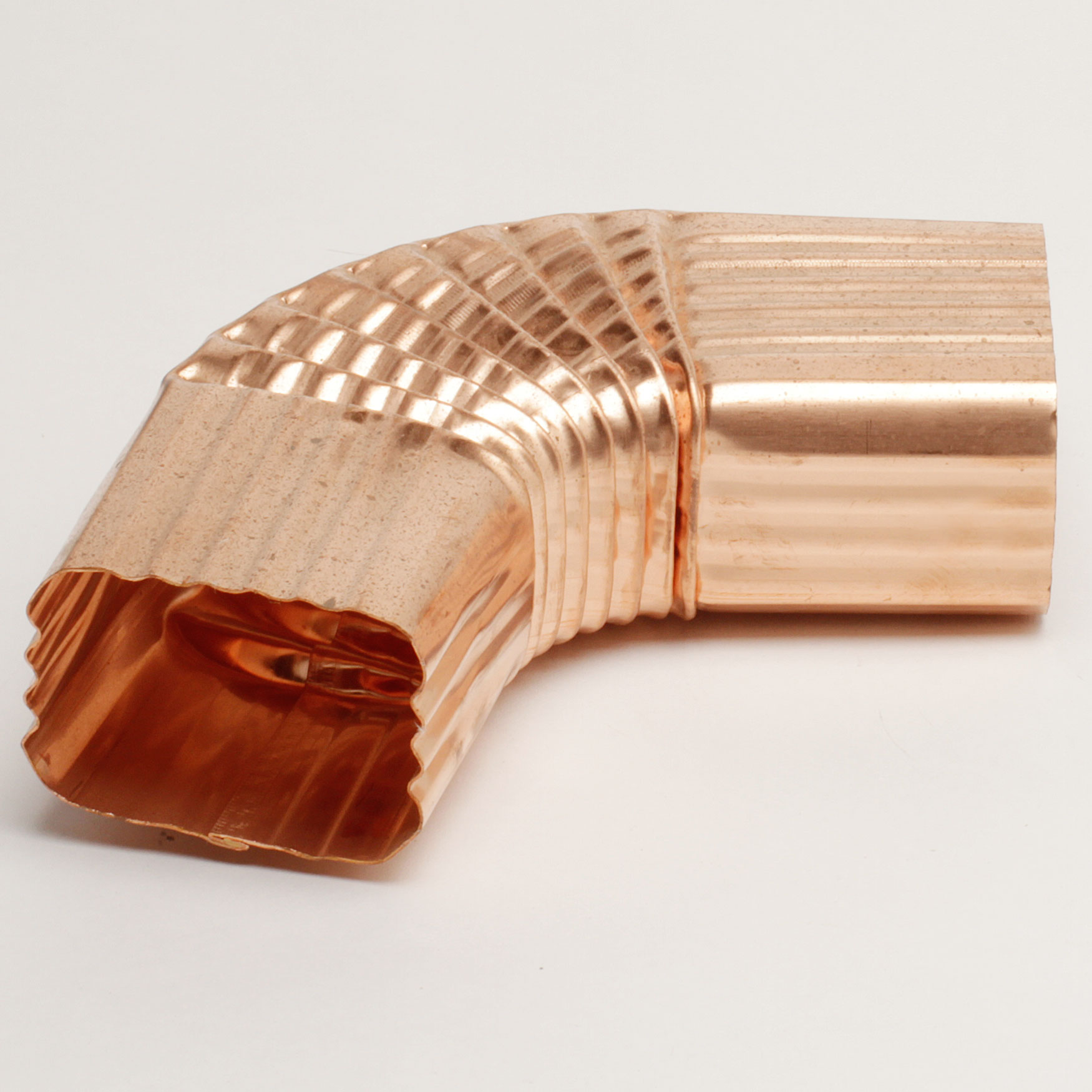 "2""x 3"" Elbows ""B"" Style - Copper"