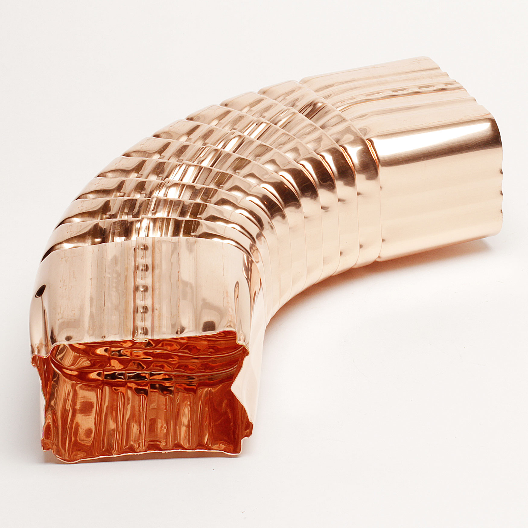 "3""x 4"" Elbows ""B"" Style - Copper"