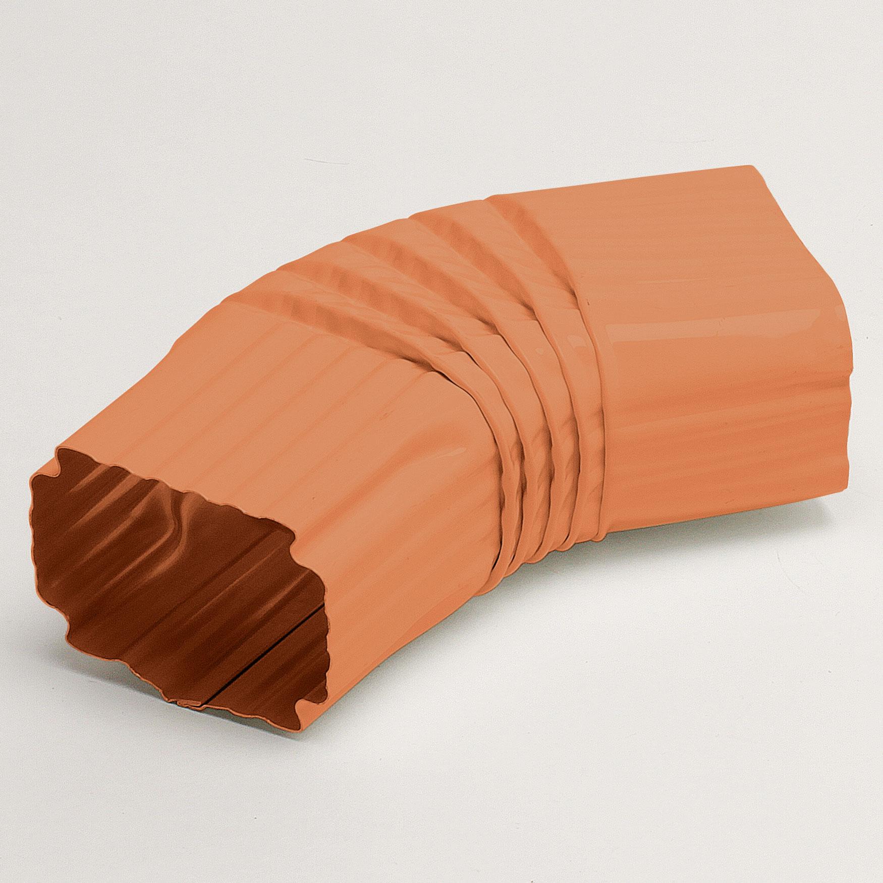"2""x 3"" 22 ½ Degree ""B"" Style Elbows - Copper"