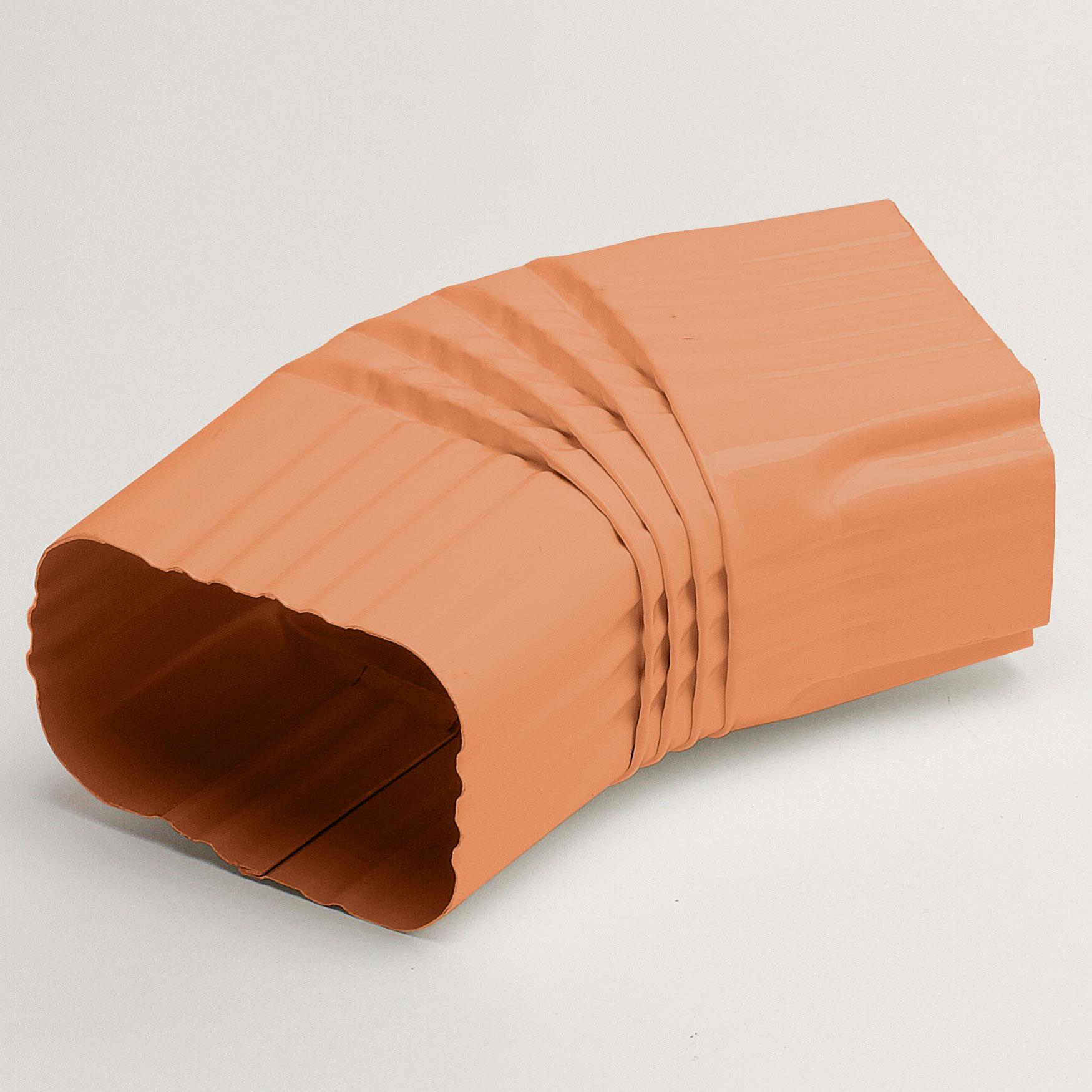 "3""x 4"" 22 ½ Degree ""B"" Style Elbows - Copper"