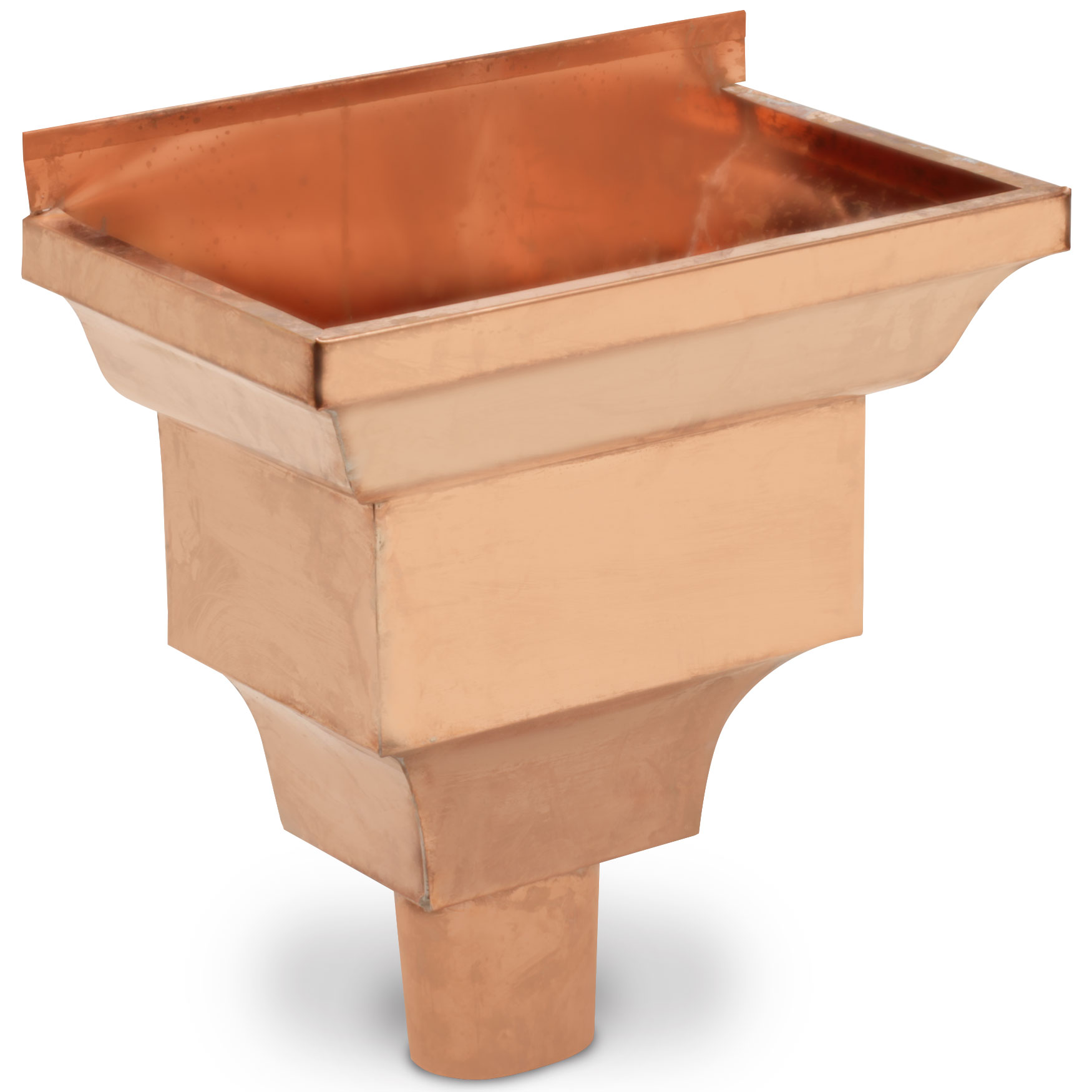"3"" Leader Head – Copper"