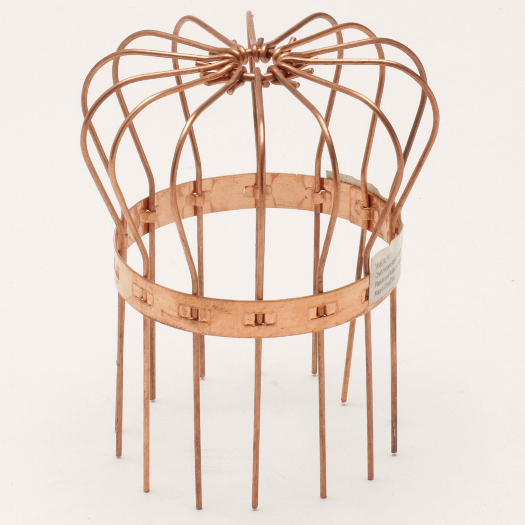 """3"""" Wire Strainers - Copper"""