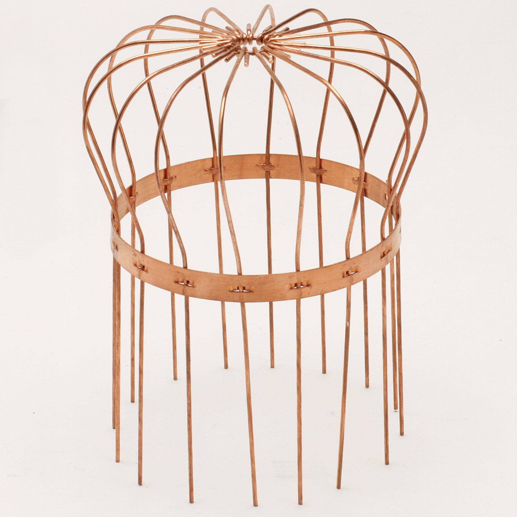 """4"""" Wire Strainers - Copper"""