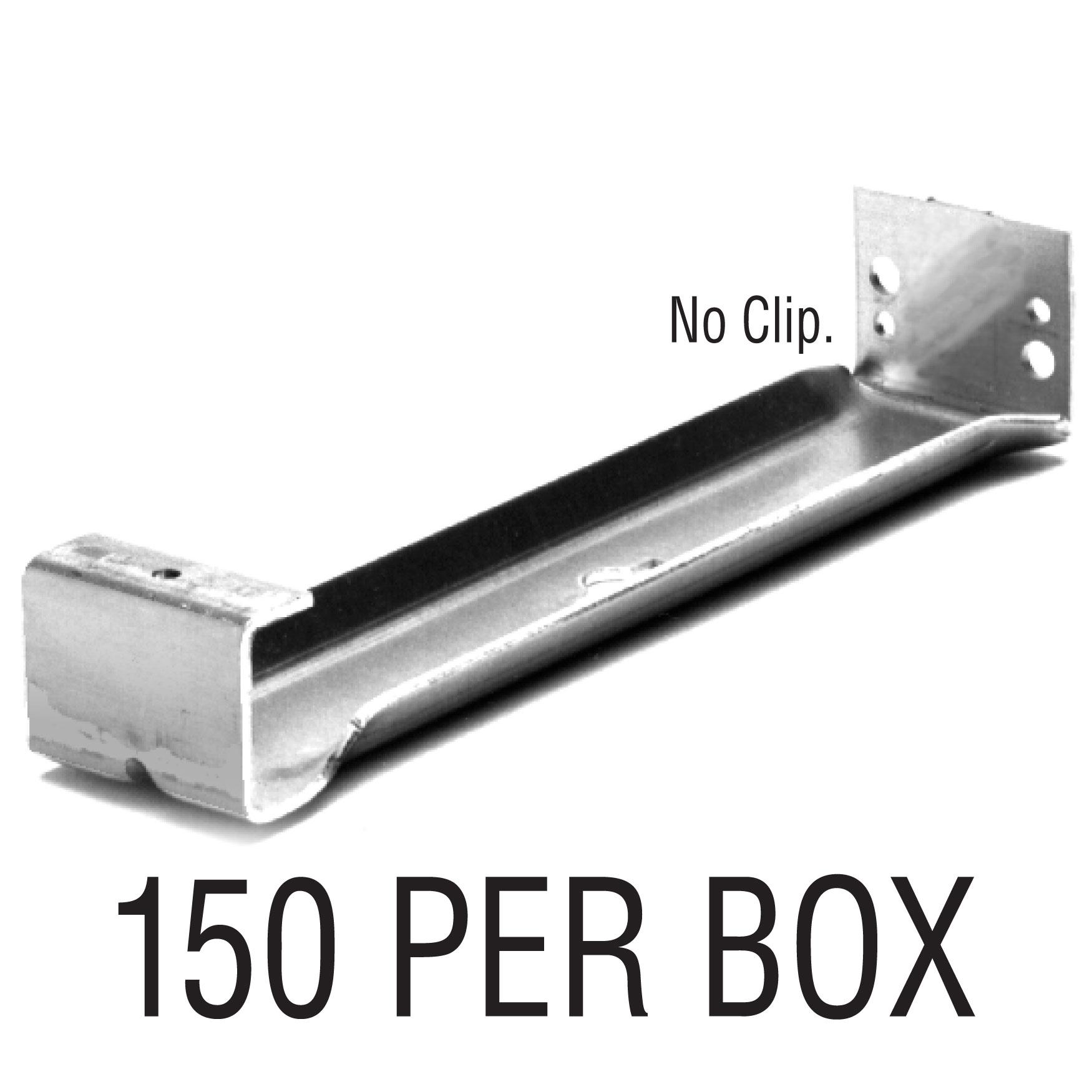 """6"""" Universal Hidden Hanger – No Clip"""