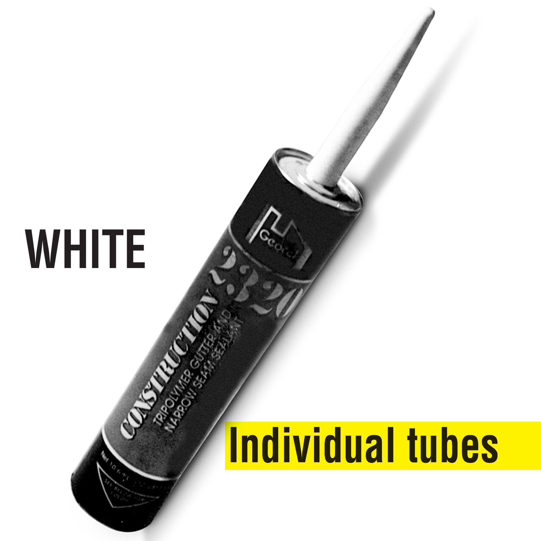 Geocel 2320 – White (Individual)